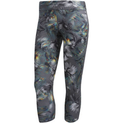Textiel Dames Leggings adidas Performance Response 3/4 Graphic Legging grey