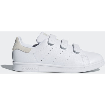 Schoenen Lage sneakers adidas Originals Stan Smith Schoenen Wit / Wit / Wit