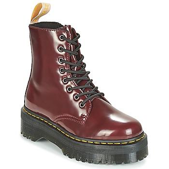 Schoenen Laarzen Dr Martens JADON Bordeau