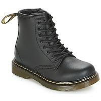 Schoenen Kinderen Laarzen Dr Martens 1460 CADET Zwart