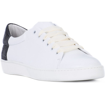 Schoenen Dames Lage sneakers Frau GALAXY BIANCO Bianco
