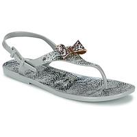 Schoenen Dames Sandalen / Open schoenen Colors of California SNAKE SANDAL Grijs