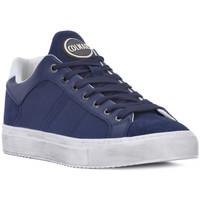 Schoenen Heren Lage sneakers Colmar BRADBURY 092 Blu