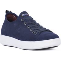 Schoenen Heren Lage sneakers Blauer NVY AUSTIN Blu