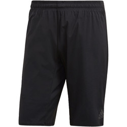 Textiel Heren Korte broeken / Bermuda's adidas Performance 4KRFT Two-in-One Graphic Short Zwart