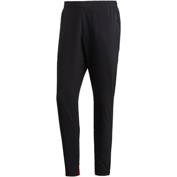 Textiel Heren Trainingsbroeken adidas Performance Barricade Broek Zwart