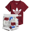 adidas Originals GRPHC Short en T-shirt Set