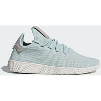 Schoenen Dames Lage sneakers adidas Originals Pharrell Williams Tennis Hu Schoenen Grijs