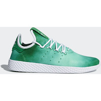 Schoenen Dames Lage sneakers adidas Originals Pharrell Williams Tennis Hu Schoenen Groen / Wit / Wit