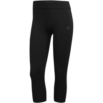 Textiel Dames Leggings adidas Performance Response 3/4 Legging Zwart