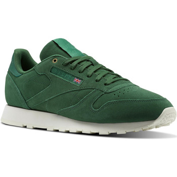 Schoenen Lage sneakers Reebok Classic Classic Leather Montana Cans collaboration Wit