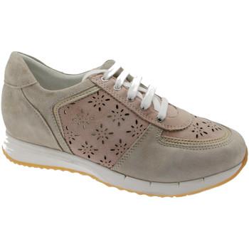 Schoenen Dames Lage sneakers Calzaturificio Loren LOC3795be blu