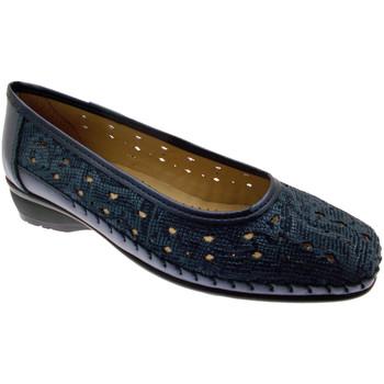 Schoenen Dames Ballerina's Calzaturificio Loren LOK3983bl blu