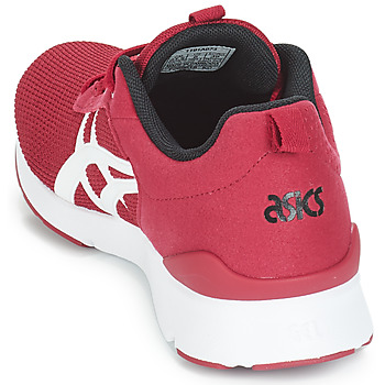 rode asics sneakers dames