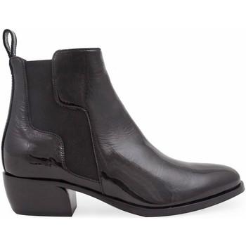 Schoenen Dames Enkellaarzen Pierre Hardy KE01 GIPSY nero