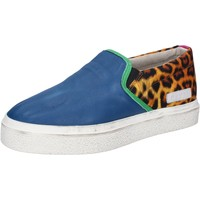 Schoenen Dames Instappers Date Sneakers AB540 ,