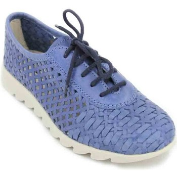 Schoenen Dames Lage sneakers Calzados Vesga The Flexx Over Drive B109_30 Zapatos Casual de Mujer blauw