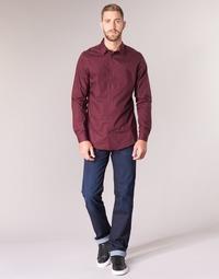 Textiel Heren Straight jeans Emporio Armani BOUWI Blauw / Medium