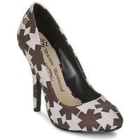 Schoenen Dames pumps Vivienne Westwood MAGGIE II Zwart / Wit