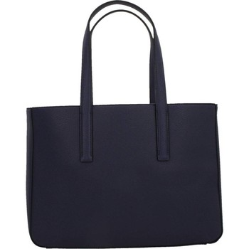 Tassen Dames Tassen   Calvin Klein Jeans EDGE MEDIUM SHOPPER Blau