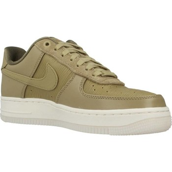 Schoenen Dames Lage sneakers Nike AIR FORCE 1 07 LX Groen