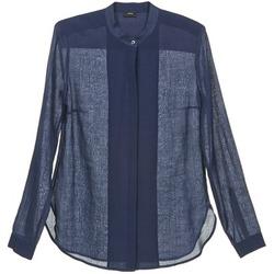 Textiel Dames Tops / Blousjes Joseph LO Marine