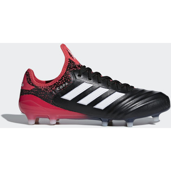 Schoenen Heren Sneakers adidas Performance Copa 18.1 Firm Ground Voetbalschoenen Zwart / Wit