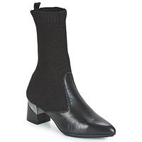 Schoenen Dames Hoge laarzen Hispanitas LINO Zwart