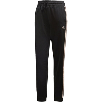 Textiel Dames Trainingsbroeken adidas Originals Tonal Broek Zwart