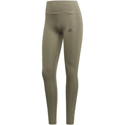 Textiel Dames Leggings adidas Performance Ultimate Climalite Lange Legging green