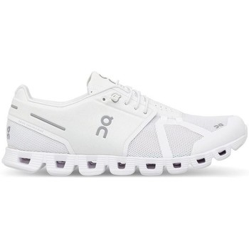 Schoenen Sneakers On Running ONCLOUD WOMAN ALL WHITE Blanco
