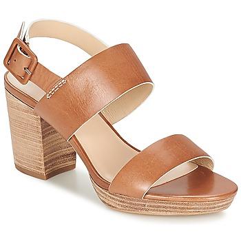 Schoenen Dames Sandalen / Open schoenen JB Martin SUBLIME Camel