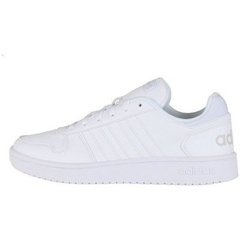 Schoenen Heren Lage sneakers adidas Originals Hoops 20 Wit