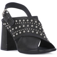 Schoenen Dames Sandalen / Open schoenen Juice Shoes SANDALO ISCO TEVERE Nero