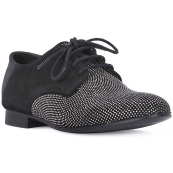 Schoenen Dames Derby Juice Shoes NAVA Nero