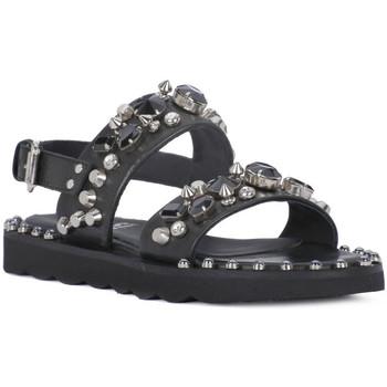 Schoenen Dames Sandalen / Open schoenen Juice Shoes ONDA GANGE Nero