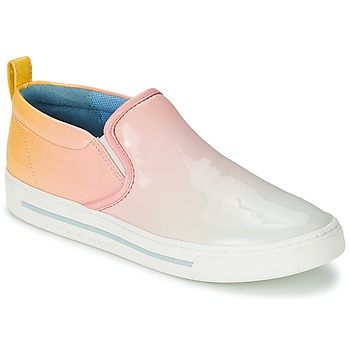 Schoenen Dames Instappers Marc by Marc Jacobs CUTE KICKS Multi