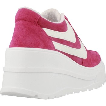 Schoenen Dames Sneakers Go Sexy X Yellow FAMOUS Rosa
