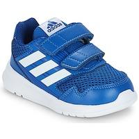 Schoenen Kinderen Lage sneakers adidas Originals ALTARUN CF I Blauw