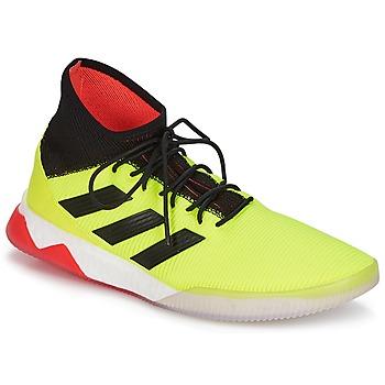 Schoenen Heren Voetbal adidas Originals PREDATOR TANGO 18.1 TR Geel / Zwart / Rood