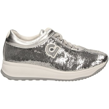 Schoenen Dames Lage sneakers Agile By Ruco Line GELSO STAR Zilver