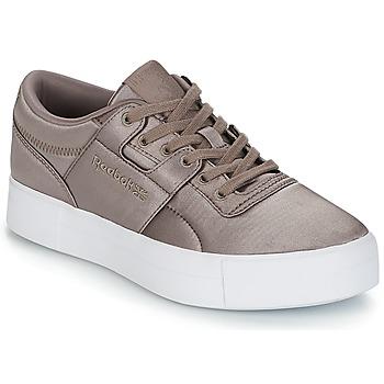 Schoenen Dames Lage sneakers Reebok Classic WORKOUT LO FVS TXT Grijs