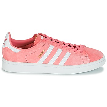best sneakers ba545 0b415 Schoenen Dames Lage sneakers adidas Originals CAMPUS W Roze 80% OFF