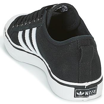 Nizza sneakers zwartwit