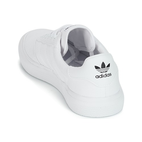 Adidas Originals 3mc Wit - Gratis Levering Schoenen Lage Sneakers 6495