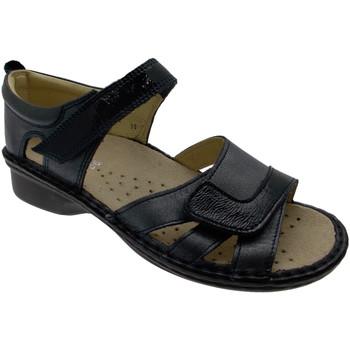 Schoenen Dames Sandalen / Open schoenen Calzaturificio Loren LOM2524bl blu