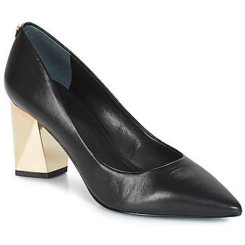 Schoenen Dames pumps Guess BAFI Zwart / Goud