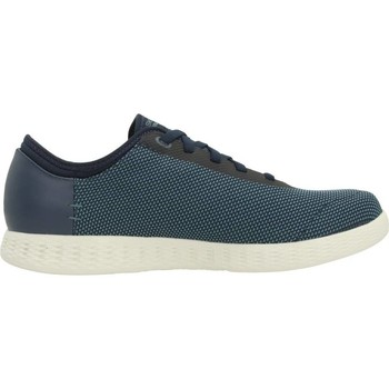 Schoenen Heren Sneakers Skechers ON THE GO GLIDE Blauw