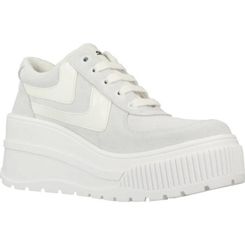 Schoenen Dames Sneakers Go Sexy X Yellow FAMOUS Wit