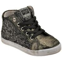 Schoenen Kinderen Hoge sneakers Liu Jo  Zwart